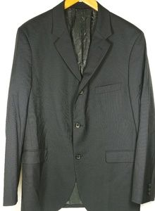 Brooks Brothers wool blazer made in Italy 3 button